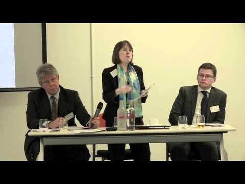 Welfare and Employment 2012: Liz Sayce - Chief Executive, RADAR