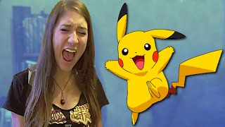 Repeat youtube video Voice ALL the Original Pokemon!!