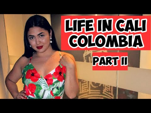 Cali Colombia- Our Life  (Part Ll) International Interracial Dating