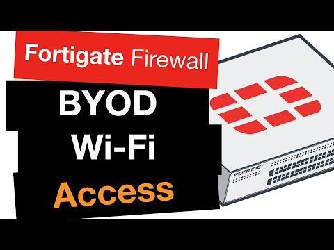 Fortigate Wi-Fi BYOD Best Practices 2019 Mp3 İndir