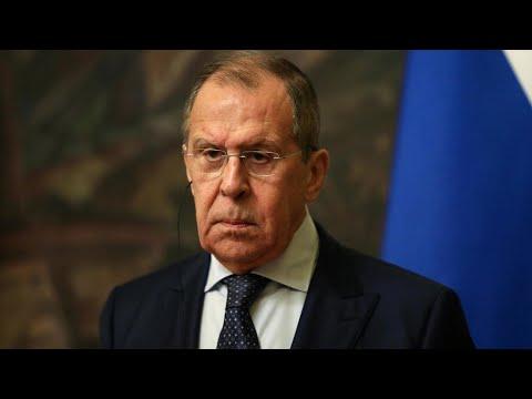 وزير الخارجية الروسي سيرغي لافروف يعلن إعادة فتح سفارة بلاده  في ليبيا  - نشر قبل 2 ساعة