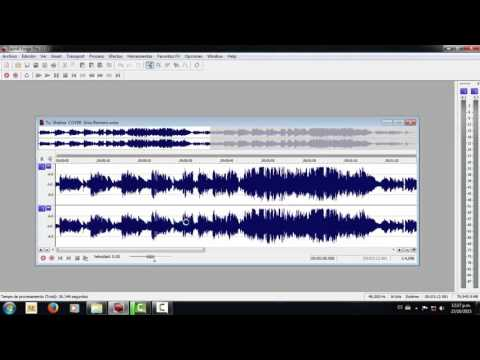 SESION 2 SOUND FORGE - CONVERTIR FORMATOS MP3, WMA