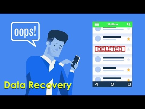 How To Recover Deleted Files From Android Phone (without Root)