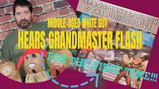 GRANDMASTER FLASH & THE FURIOUS FIVE -