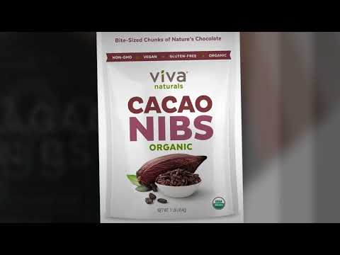 Best Organic Raw Cacao Nibs - Top 3 List for 2017