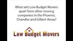 Moving Companies in Mesa, AZ - What Sets Us Apart