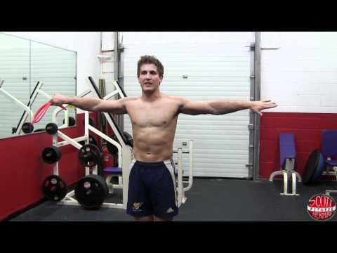 Week 3 Shoulder Injury Prevention