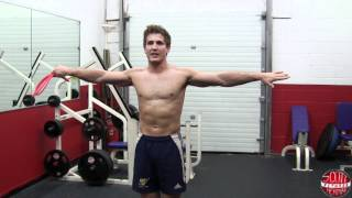 How To: Shoulder Warm-Up: Increase Mobility & Injury Prevention! thumbnail