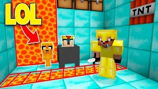 BABY TROLLINO MAKES YOU LAUGH!! (Minecraft Trolling)