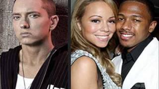 The Warning - Eminem ( Mariah Carey & Nick Cannon Diss ) ( Lyrics & DL Link In Description)