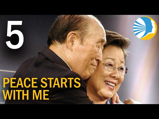 Peace Starts With Me Episode 05 - True Parents' Revelation Goes On