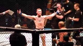 UFC 205 Bruce Buffer Introductions Conor McGregor vs Eddie Alvarez MSG Live