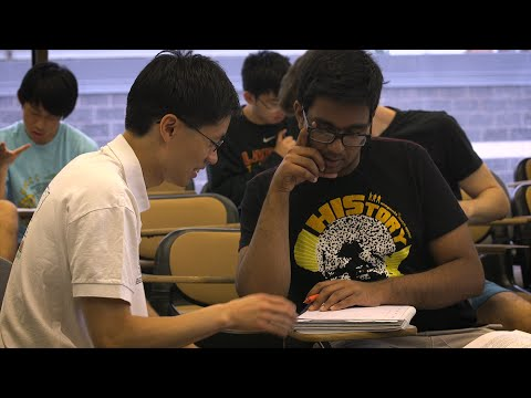 An Inside Look At The MAA's Mathematical Olympiad Summer Program