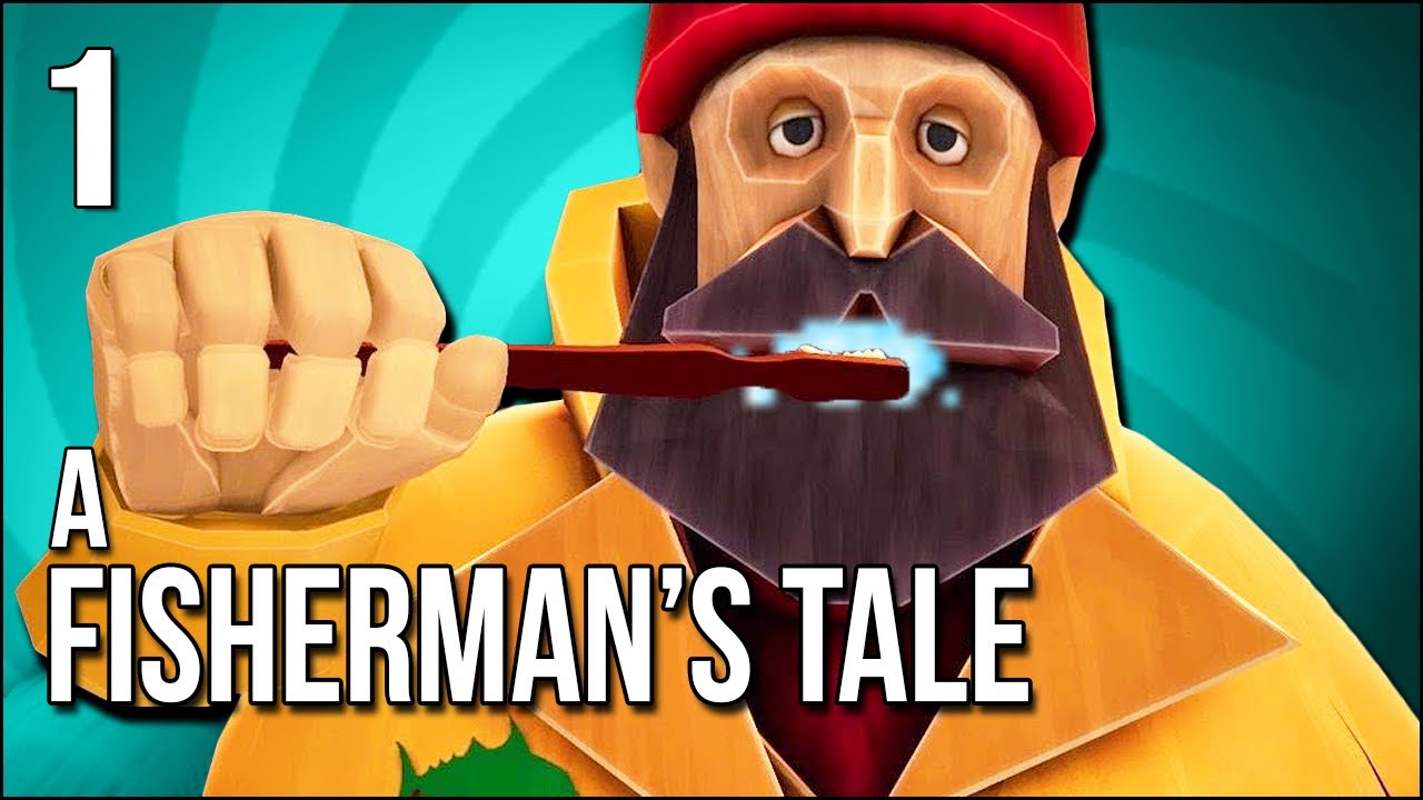 A Fisherman's Tale | Part 1 | My Tiny Puppet Mind Is Blown!