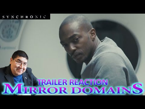 Synchronic Trailer Reaction Anthony Mackie 2020 Sci-Fi Thriller