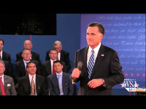 The First Debate Question - Unemployment