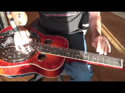 Orange Blossom Special Bluegrass Dobro