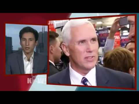 VP Debate Roundtable: Lee Fang, Zaid Jilani on Records of Kaine & Pence