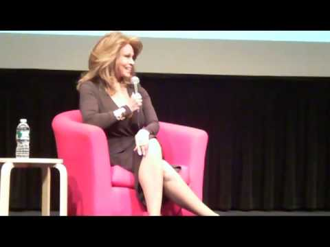 Raquel Welch Interview