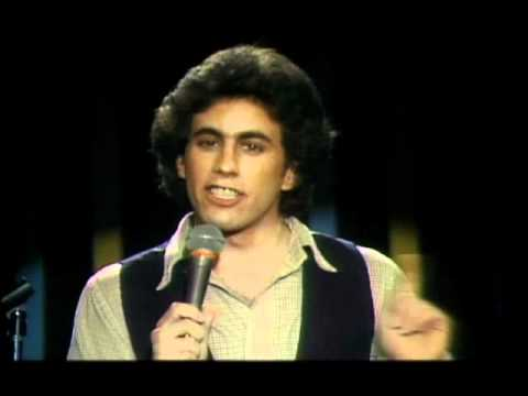 Mark Simone - 1979 - Watch a Young, Unknown Comedian Named Jerry Seinfeld
