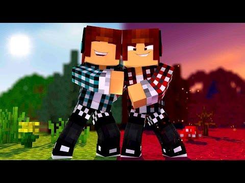 Minecraft : ADEUS AUTHENTIC REVERSO !!- ( Mundo Reverso #05)