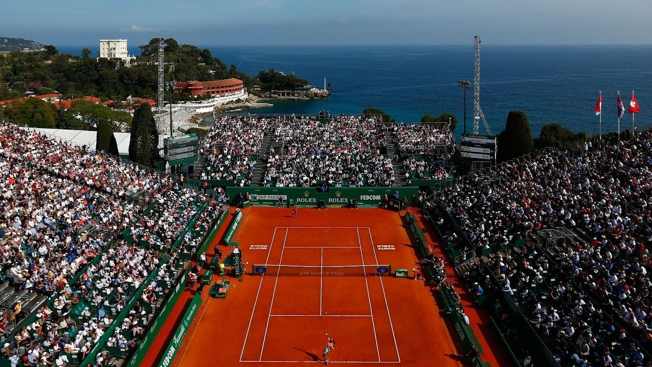 live stream atp world tour stars practice at 2017 monte carlo rolex masters youtube. Black Bedroom Furniture Sets. Home Design Ideas
