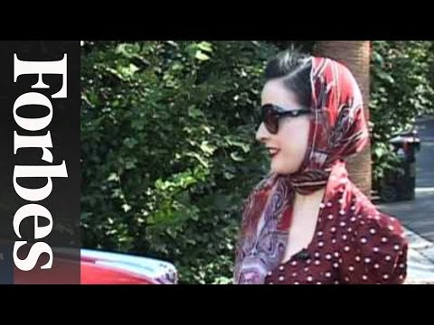 Driving With...Dita Von Teese  Forbes