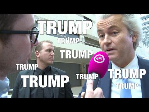 GSTV. Trump, Trump en nog eens Trump
