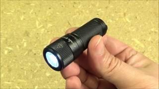 fenix E15 (New Model, Much Improved), 450LM Keychain Light