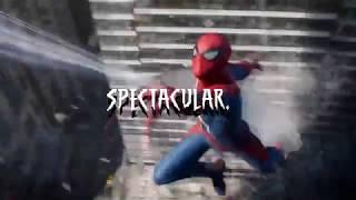 Spider-Man PS4 [G M V] | Spectacular Spider-Man Theme |