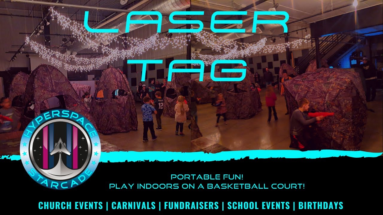 Best Laser Tag For Birthday Parties And Fundraisers In Rochester MN