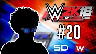 WWE 2K16 - My Career Mode #20 - Main Roster
