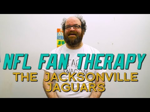 NFL FAN THERAPY: The Jacksonville Jaguars