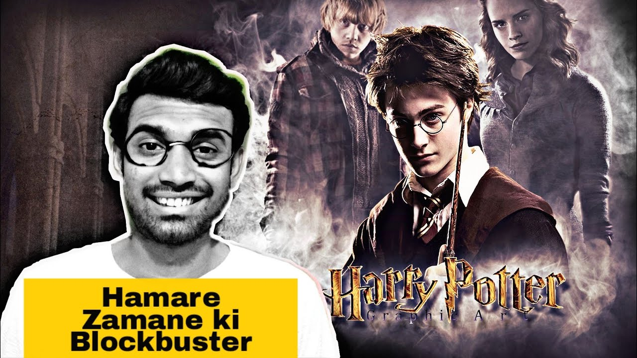 Harry Potter | MEMORABLE MOVIES FROM OUR CHILDHOOD | HARRY POTTER MOVIE SERIES REVIEW BY FLIX HOLIX
