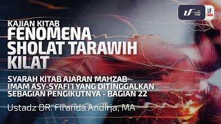Fenomena Sholat Tarawih Kilat - Ustadz Dr. Firanda Andirja, M.A