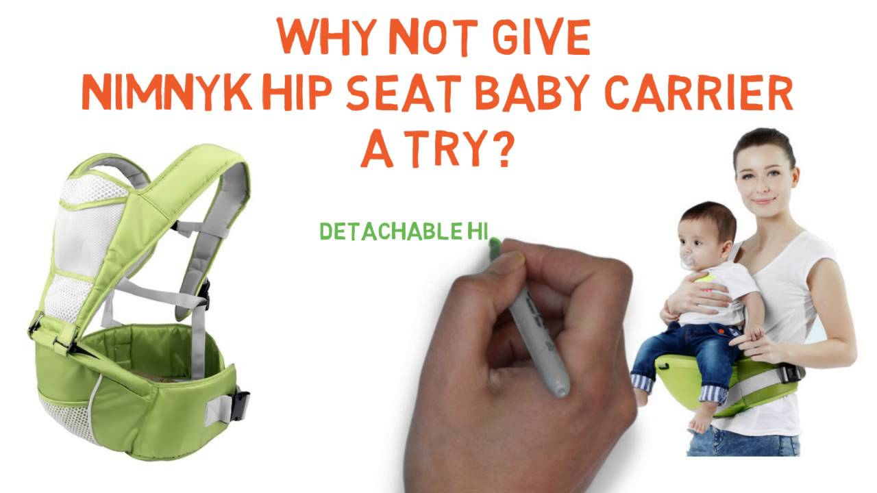 Best Baby Carrier With Hip Seat On Sale From Nimnyk