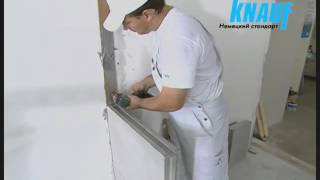 видео Пазогребневые плиты