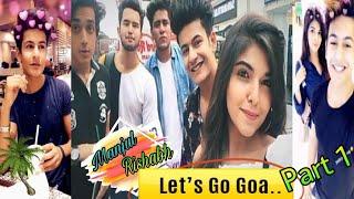 Let 39 s Go GOA Delhi Airport Masti Manjul Ashi Mr Mnv Rishabh Sanket Musically India Compilatio