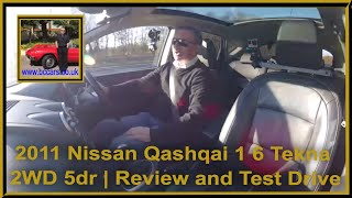 Review and Virtual Video Test Drive In Our 2011 Nissan Qashqai 1 6 Tekna 2WD 5dr WR11BXW