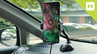 TOP 5 Wireless Charging Car Phone Holders for 2019