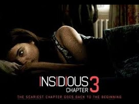 Movie Planet review- 86: RECENSIONE INSIDIOUS 3