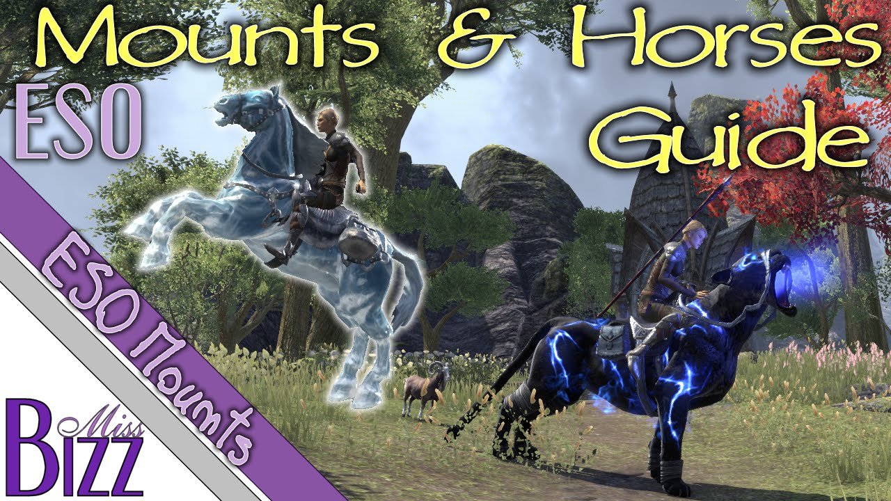 how to call mount eso