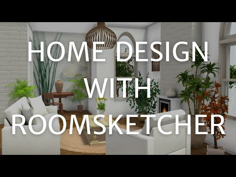 Home Design with RoomSketcher