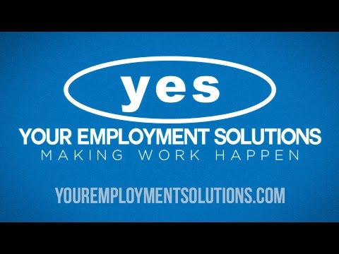 Welcome To Your Employment Solutions Utah Staffing YouTube Channel!