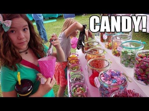 Candy Buffet! Fall Festival Fun! | Babyteeth More!