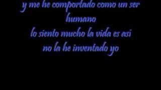 Jardin Prohibido - Lyrics - Alex Bueno