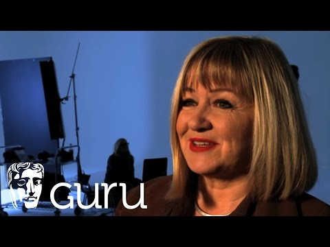 """Sarah Greenwood - """"Be Persistent Without Being A Pain"""""""