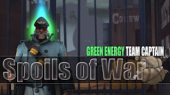 Team Fortress 2 | The Spoils of War - Green Energy Team Captain