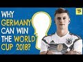 5 Reasons Why Germany Are Favourites To Win The World Cup 2018 Russia