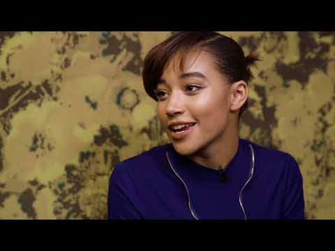Amandla Stenberg Used to Be Offered Roles Like 'Hood Girl No. 2' — That's Changed
